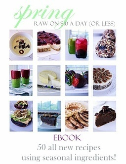 Raw on $10 a Day (or Less!): Raw Food Recipe Menu: July 7, 2013 | Raw food | Scoop.it