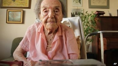 Oldest Holocaust survivor dies | Learning, Teaching & Leading Today | Scoop.it