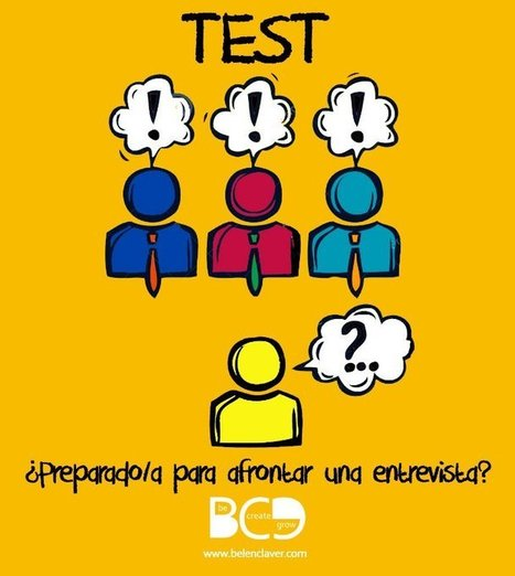 2 Tests para valorar tu búsqueda de empleo | Recerca de feina 2.0 | Scoop.it