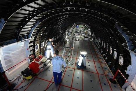 Loire-Atlantique. L'aéronautique propose des centaines d'emplois | Ouest France Entreprises | Veille économique | Scoop.it