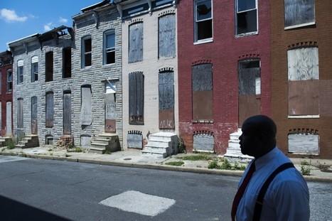 Baltimore : dans certains quartiers on vit moins longtemps qu'en Syrie ou en Corée du Nord | Nouveaux paradigmes | Scoop.it