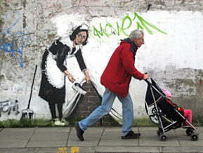 Le street art et le web sont-ils faits pour s'entendre ? | Cabinet de curiosités numériques | Scoop.it