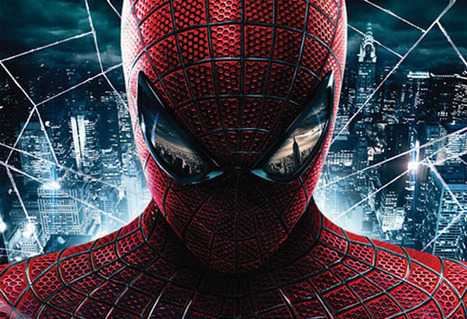 New 'The Amazing Spider-Man' Movie Trailer Digs Into Peter Parker's Past [Video] - ComicsAlliance | Comic Books | Scoop.it