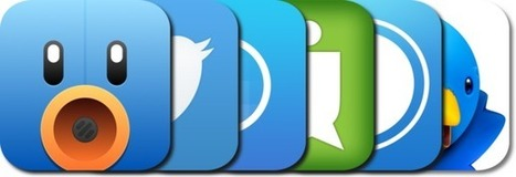 Tweet from the best Twitter client apps on iPhone -- AppAdvice | iPhone App Development  Company | Scoop.it
