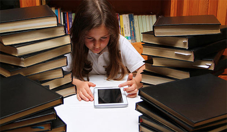 Survey: College Students Prefer Physical Books Over Digital | Educational Technology News | Scoop.it
