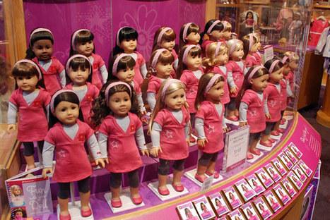 Canadian Girl: Mattel's premium dolls head north   Smart Media   Scoop.it