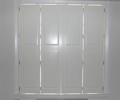 Solid panel shutters | Full Height Shutters | Scoop.it