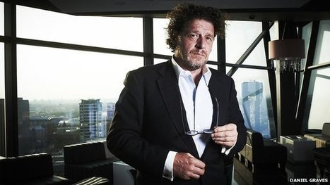 Marco Pierre White launch in Glasgow | Business Travel Talk | Scoop.it