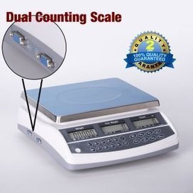 PrimeScales PS-C60K-30KG 66lb / 0.001lb Dual Counting Scale | Cheap Industrial And Commercial Scales | Scoop.it