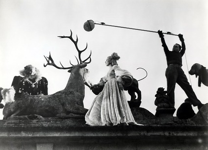 Jean Cocteau's 'Beauty and the Beast: Diary of a Film' is... | Filming Locations | Scoop.it