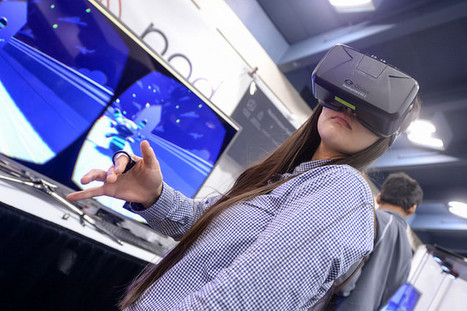 The rise of virtual gaming - Ohlone Monitor | Immersive World Technology | Scoop.it