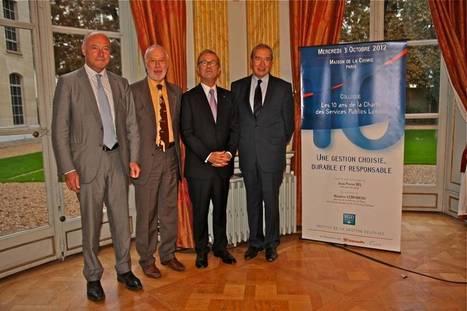 Charte des services publics : les associations d'élus renouvellent symboliquement les engagements dix ans après - Lagazette.fr | prepa | Scoop.it