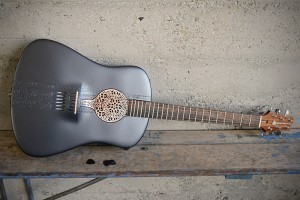 Primera guitarra acústica impresa en 3D | FabLab today | Scoop.it