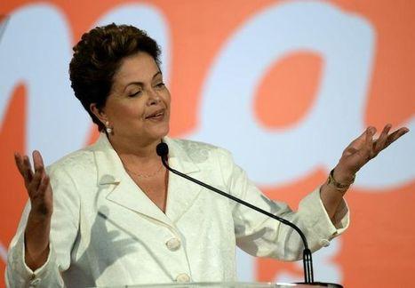 Présidentielle au Brésil: Rousseff et Neves au second tour | Revue de presse internationale et nationale | Scoop.it