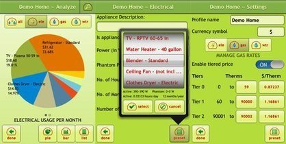 EnergySaver Mobile app Helps You Save Money | Sustainable Futures | Scoop.it