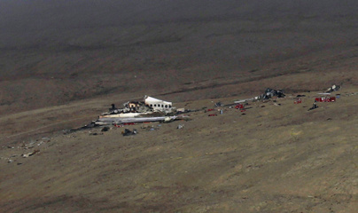 Rotting food attracts polar bears to site of deadly plane crash   Inuit Nunangat Stories   Scoop.it