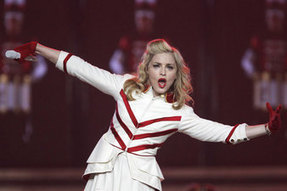 Madonna's concerts outsell Lady Gaga in Latin America - IBNLive | Rolling Stones Top List Of Top 20 Concert Tours | Scoop.it