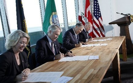 West Coast climate pact: back to the future? | Pacific Coast Action Plan on Climate and Energy | Scoop.it