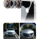 Compuexpert Digital King iPhone 4/4S Fish-Eye, Wide and Macro Attachable Lenses Review | New Creations | Scoop.it