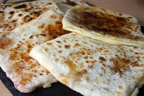 Mhadjeb | la cuisine de mes racines | Scoop.it