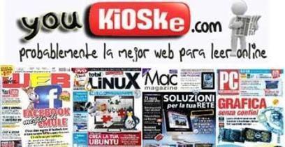 La Audiencia Nacional condena a 6 años a los dueños de Youkioske por colgar prensa en la web   10Paciencia.com   Scoop.it