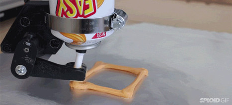 The best 3D printer is this Easy Cheese 3D printer | News we like | Scoop.it