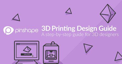3D Printing Design Guide - From Idea To Profit | Pinshape | Fabrication Numérique | Scoop.it