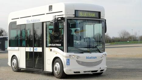 "Bluetram, un tramway révolutionnaire | ""green business"" 