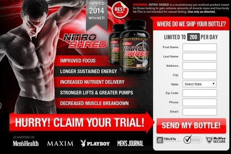 Interested in Nitro Shred? - Must Read This Before Try It!!! | Superb Advice On Fast Weight Loss | Scoop.it