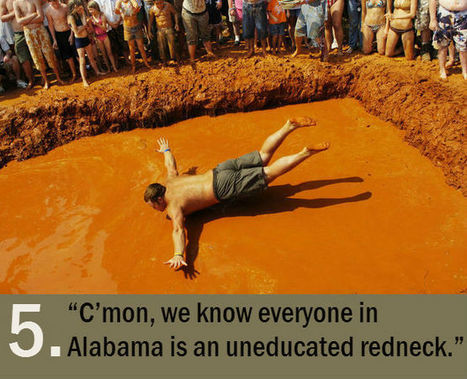 15 things you should never say to someone from Alabama | Funny Stuff From Alabama | Scoop.it
