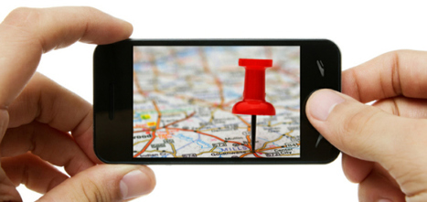 Have You Used Geo Location Apps On Your Job Search? | Programación iphone | Scoop.it