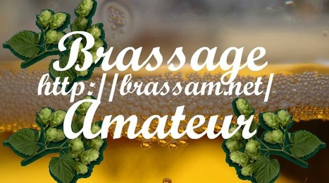 Brassam.net ♫ Faire sa bière ♪ Brassage Amateur | Beer Revolution | Scoop.it