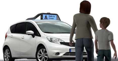 How Driverless Cars May Interact With People | Nerd Vittles Daily Dump | Scoop.it