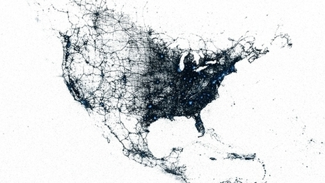 Twitter mapea la actividad de sus usuarios en el mundo - Tecnología -  CNNMexico.com | Museología, didáctica y TIC's en Colombia | Scoop.it