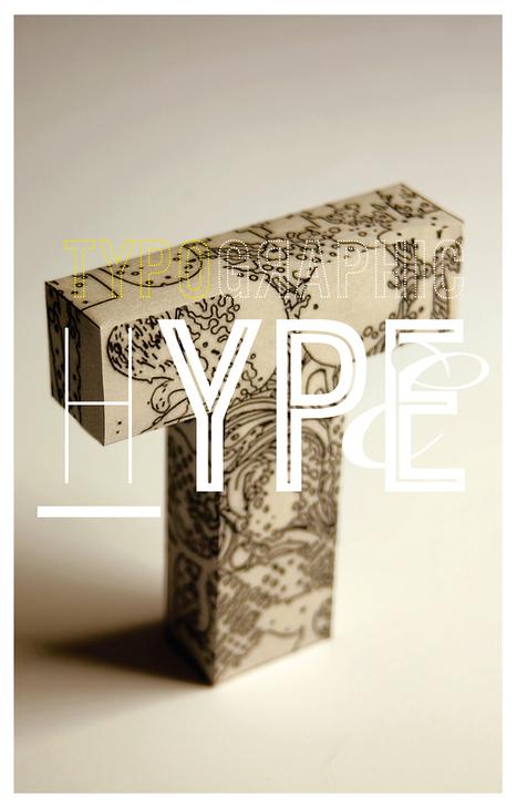 Tom Davie | 2010 Typographic Posters | freehand illustration and graphic design | Scoop.it
