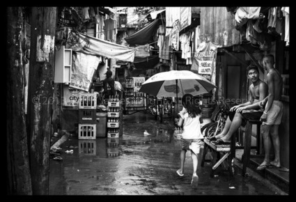Philippine Street Life in B&W | Fotografía | Scoop.it