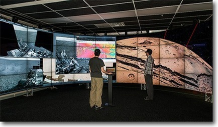 CAVE2 Immersive Virtual Reality System | Mechdyne | Virtual Worlds & the Digital Future | Scoop.it