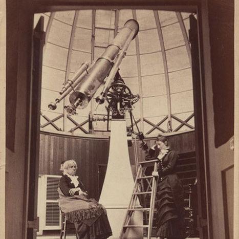 """Maria Mitchell, la astrónoma que gritó: """"¡La ciencia necesita a las mujeres!""""   Ciencia al alcance de todos   Scoop.it"""