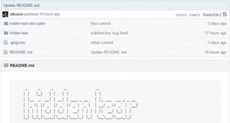 Hidden Tear : Un ransomware open source sur Github ? | Libertés Numériques | Scoop.it