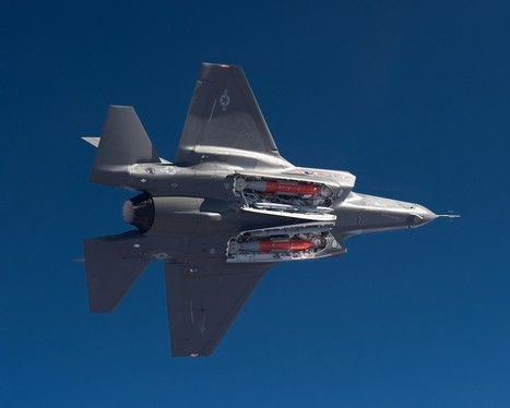 The F-35 Stealth Fighter May Never Be Ready for Combat | Upsetment | Scoop.it