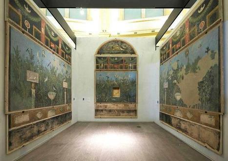Twitter / britishmuseum: Pompeii and Herculaneum preserved ... | Ethical issues: Pompeii and Herculaneum | Scoop.it