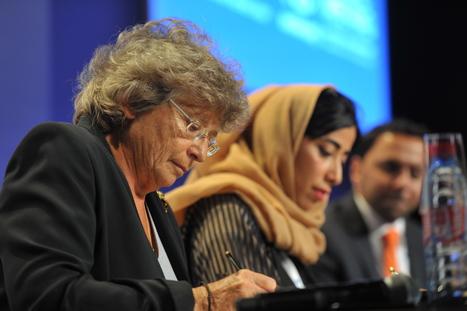 Dubai to host major Women's Forum Meeting in 2016 | Worldwide Women leaders | Scoop.it