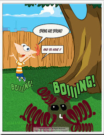 The Book Chook: Disney's Phineas and Ferb Comic Creator | Writing Activities for Kids | Scoop.it
