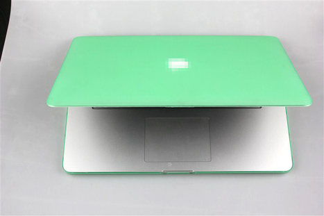 "Frosted Hard Case With Cutout for Apple Macbook Pro Retina 15"" A1398 