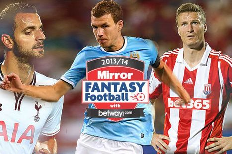 Top picks for your fantasy football team in Premier League week two - Mirror.co.uk   Barclays Premier League   Scoop.it