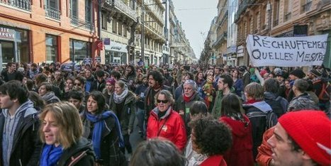 Marche pour le climat : un millier de manifestants à Toulouse malgré l'interdiction | Toulouse La Ville Rose | Scoop.it