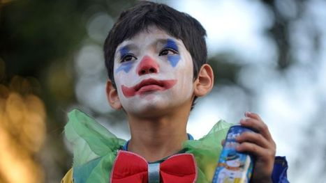 Inquiétude autour des maquillages pour enfants | Toxique, soyons vigilant ! | Scoop.it