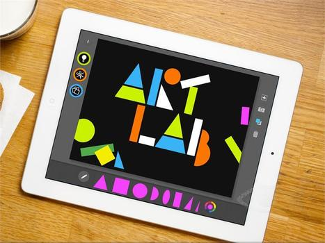 MoMA Art Lab : une excellente appli pour découvrir l'art et créer au primaire - Déclickids | Arts & numérique (ou pas) | Scoop.it