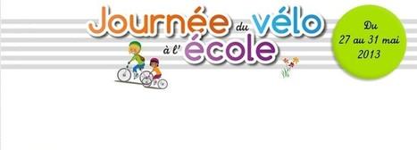 Journée du vélo à l'école - Accueil | RoBot cyclotourisme | Scoop.it