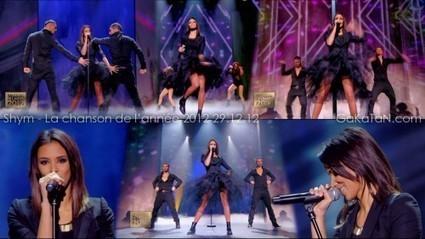 Photos : Shy'm sexy dans La chanson de l'année 2012 (29/12/12) | Radio Planète-Eléa | Scoop.it